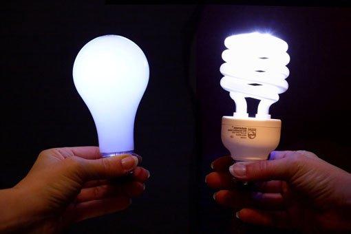 Выбор между КЛЛ и LED не так однозначен, как считали раньше