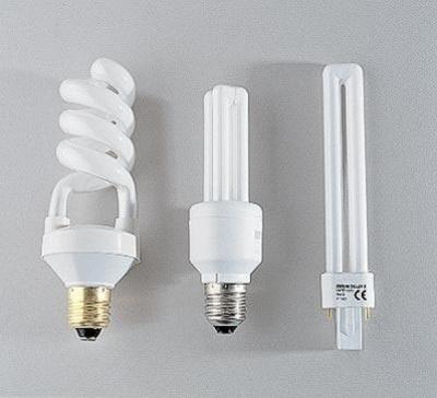Компактно-люминесцентные лампы